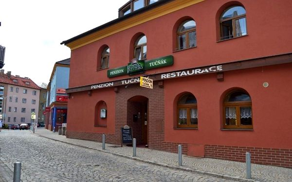Olomoucký kraj: Penzion Tučňák