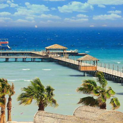 Egypt - Soma Bay letecky na 7-16 dnů, all inclusive