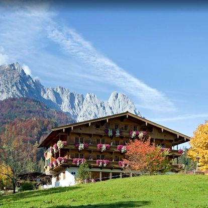 Rakousko - Tyrolsko na 10-15 dnů, polopenze