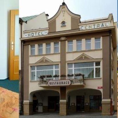 Dvůr Králové nad Labem: Penzion Hotelu Central