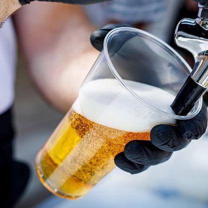 Nápoj dle výběru: káva, pivo, víno i Aperol Spritz