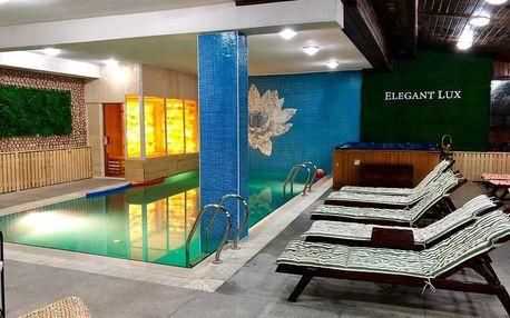 Lyžování v Bulharsku: Elegant Lux Hotel