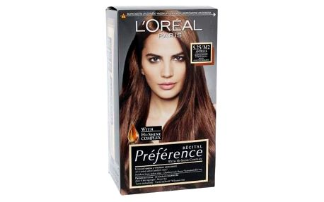 L´Oréal Paris Préférence Récital 1 ks barva na vlasy pro ženy 5,25-M2 Antigua