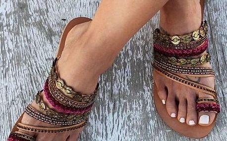 Dámské pantofle Jasmina