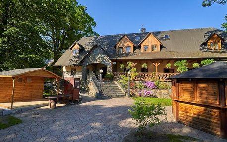 Olomoucký kraj: Pension Restaurant Bobrovník