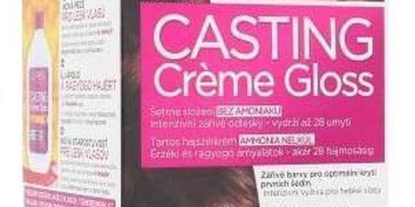 L´Oréal Paris Casting Creme Gloss 48 ml barva na vlasy pro ženy 525 Cherry Chocolate