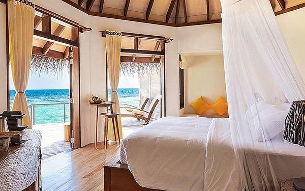 Hotel Drift Thelu Veliga Retreat, Maledivy, letecky, polopenze2