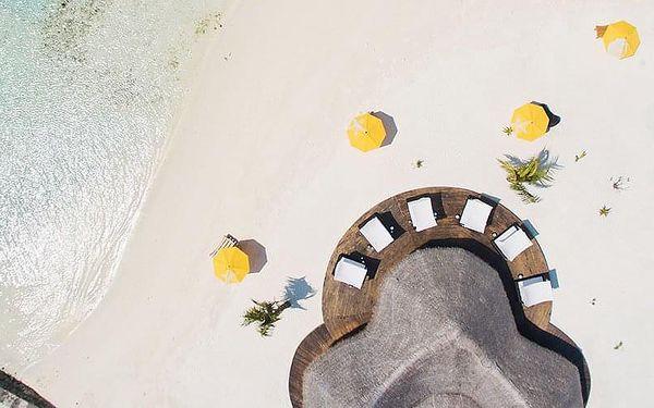 Hotel Drift Thelu Veliga Retreat, Maledivy, letecky, polopenze4
