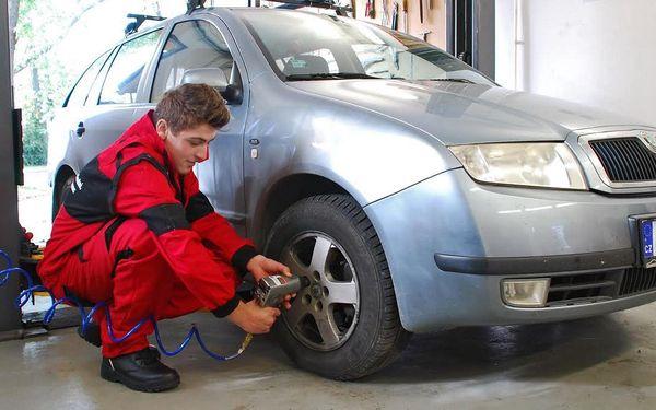 Přezutí pneumatik i s vyvážením4