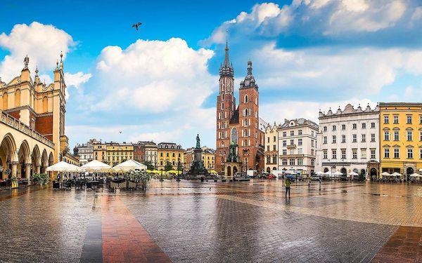 Pobyt v centru Krakova: apartmány pro 2–4 osoby