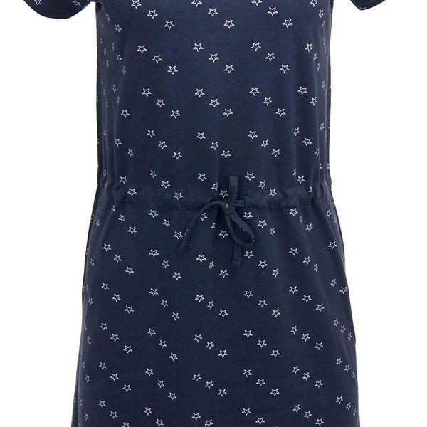 Dámské šaty Alpine Pro K | Velikost: S | Modrá5