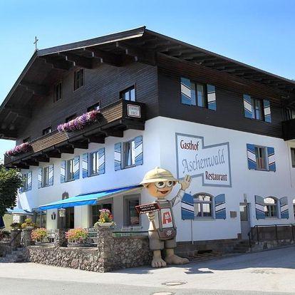 Rakouské Alpy: Gasthof Aschenwald