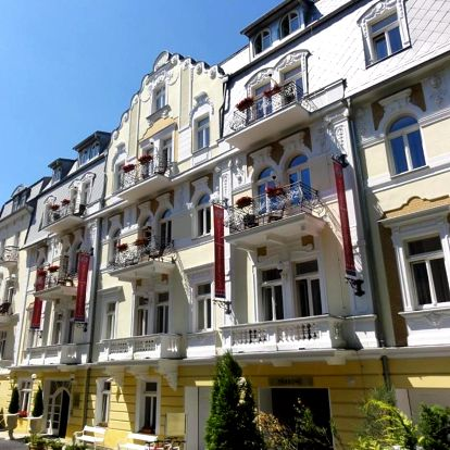 Karlovarský kraj: Residence Romanza