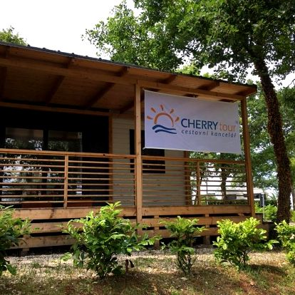 Chorvatsko, Poreč: Cherry Premium Adria Mobile Homes