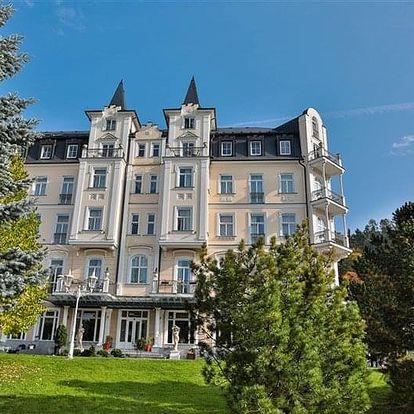 Mariánské Lázně - SUN Palace Spa & Wellness hotel, Česko