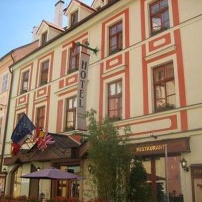 Krušné hory: Hotel Barbarossa