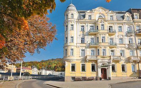 Mariánské Lázně - BELVEDERE Spa & Wellness hotel, Česko