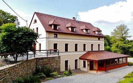 Střední Čechy: Pension Mlyn Stare Mitrovice