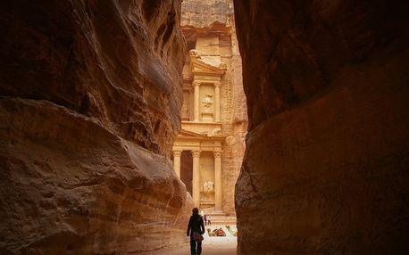 Jordánsko letecky na 8 dnů, polopenze