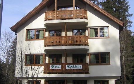 Lyžování v Bulharsku: Villa Kokiche