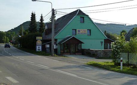 Lázeňské městečko Velké Losiny: Ubytování Mlýn