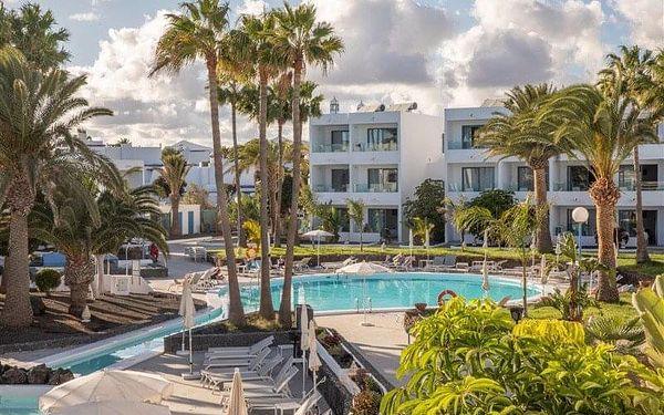 OASIS LANZ BEACH MATE, Lanzarote, Kanárské ostrovy, Lanzarote, letecky, bez stravy2