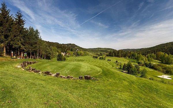 Karlovy Vary - Cihelny Golf & Wellness, Česko, vlastní doprava, polopenze2