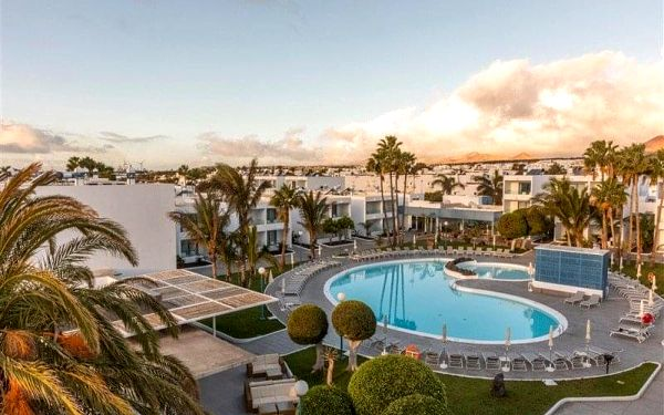 OASIS LANZ BEACH MATE, Lanzarote, Kanárské ostrovy, Lanzarote, letecky, bez stravy3
