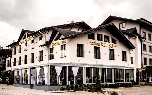 Rajecké Teplice, Slovensko: Pension Relish