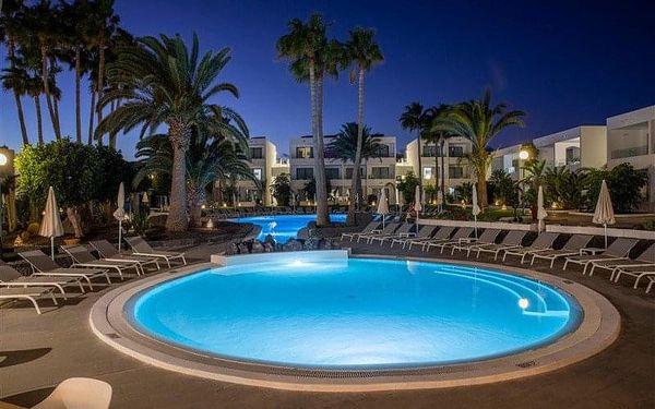 OASIS LANZ BEACH MATE, Lanzarote, Kanárské ostrovy, Lanzarote, letecky, bez stravy4