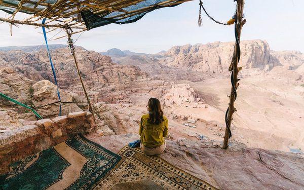 Malý okruh Jordánskem / Privátní auto s průvodcem, letecky, polopenze3
