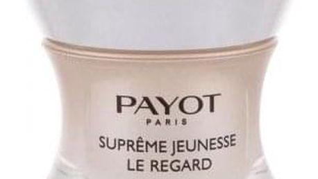 PAYOT Suprême Jeunesse Regard 15 ml omlazující oční krém pro ženy