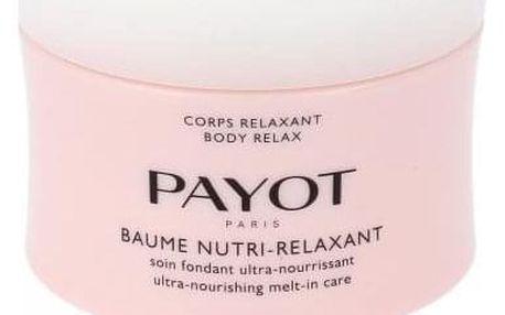 PAYOT Corps Relaxant Ultra-Nourishing Melt-In Care 200 ml vyživující tělový balzám pro ženy
