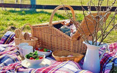 Piknik v jedlém parku Pastvina pro 1–6 osob