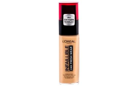 L´Oréal Paris Infallible 24H Fresh Wear 30 ml dlouhotrvající make-up pro ženy 200 Golden Sand