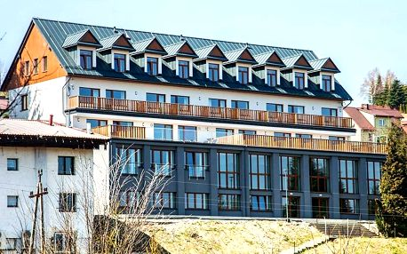 Krása polských Beskyd: pokoj s balkonem, polopenze