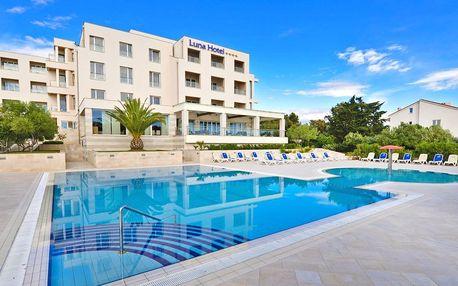 4* dovolená na chorvatském Pagu: polopenze, bazén