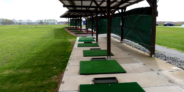 Golf v Průhonicích pro 1 osobu - 2 lekce2