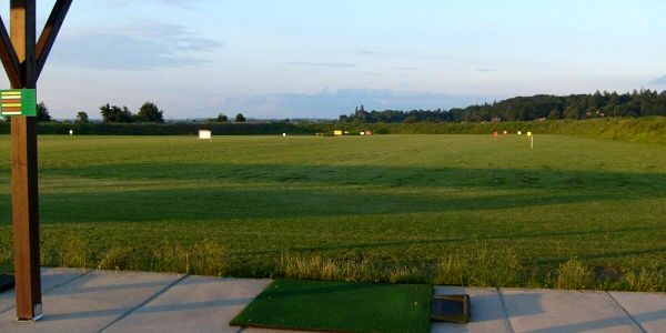 Golf v Průhonicích pro 1 osobu - 2 lekce3