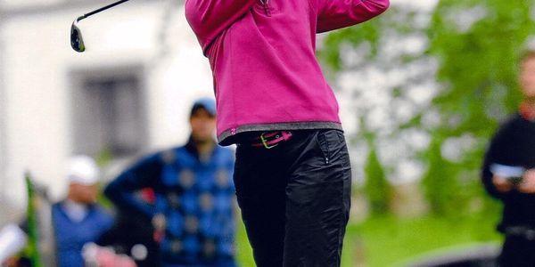 Golf v Průhonicích pro 1 osobu - 2 lekce4