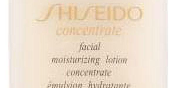 Shiseido Concentrate Facial Moisturizing Lotion 100 ml hydratační pleťová emulze pro ženy