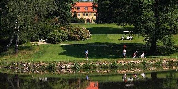 Golf v Průhonicích pro 1 osobu - 2 lekce5