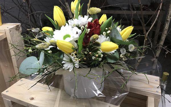 Květinový box v hodnotě 500 Kč2