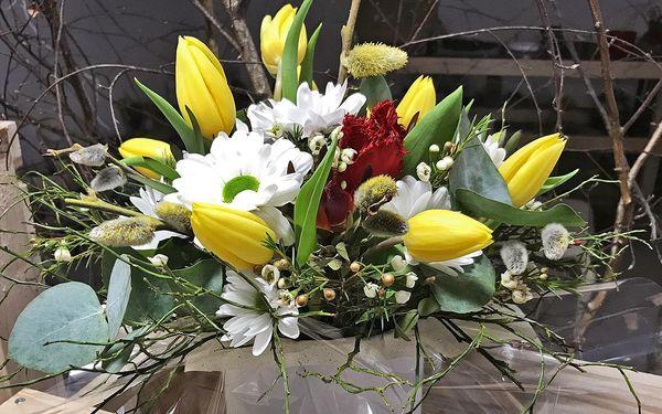 Květinové boxy podle přání v hodnotě až 1500 Kč