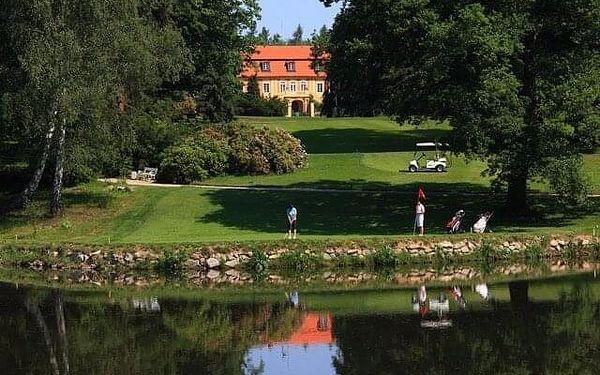 Golf Resort Průhonice