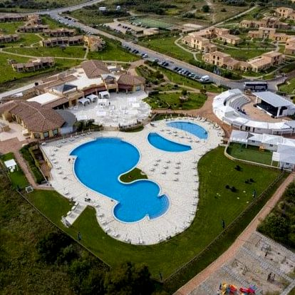 Itálie - Sardinie letecky na 8-15 dnů, all inclusive