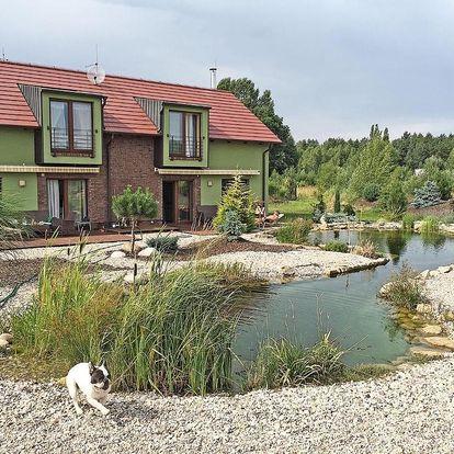 Pardubice, Pardubický kraj: Lake View Apartments near Golf Resort Kunětická Hora, Dříteč