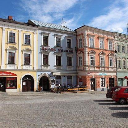 Jindřichův Hradec, Jihočeský kraj: Hotel Vajgar