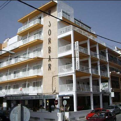 Baleárské ostrovy: Apartamentos Jorbar