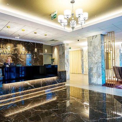 Polsko, Baltské moře: Hotel Gromada Arka Lux